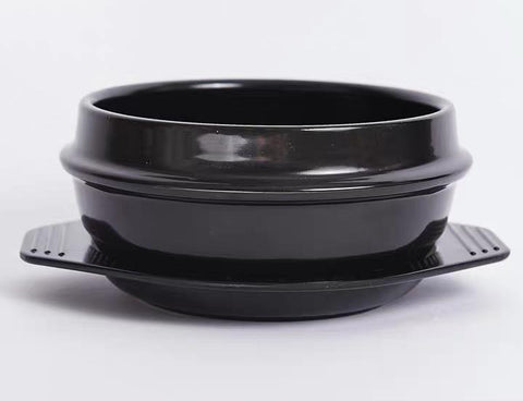 Korean Sizzling Stone Bowl (Dolsot)