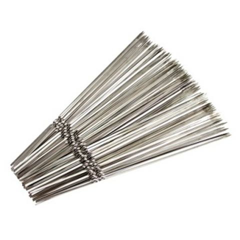 Stainless Steel Skewer (33cm-40cm Long)