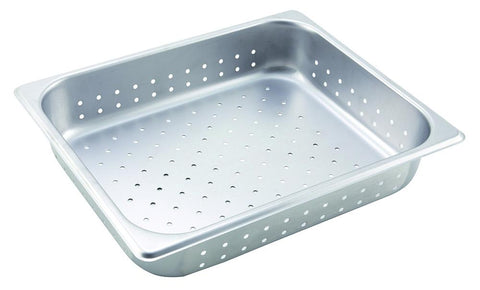 Stainless Steel Half Size Perforated Steam Table Pan