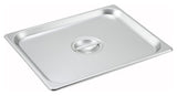 Stainless Steel Solid Lid for Steam Table Pan