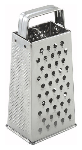 Stainless Steel Tapered Box Grater