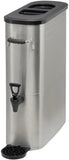 Narrow Stainless Steel 5oz Beverage Dispenser