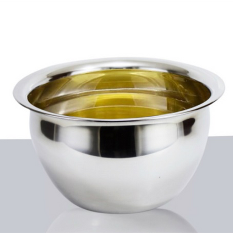 Stainless Steel Globe Mixing Bowl