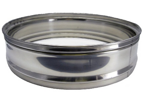 Stainless Steel Round Steamer Ring Base (40cm-60cm Diameter)