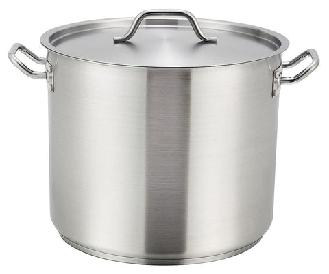 Stainless Steel Stock Pot with Cover