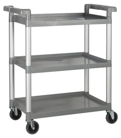 3-Tier Utility Cart 330lbs & Accessories