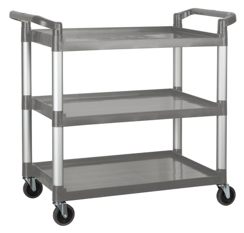 3-Tier Utility Cart 400lbs & Accessories