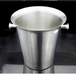 Stainless Steel Wine Bucket (2.5L, 21cm dia. x 22.5cm H)
