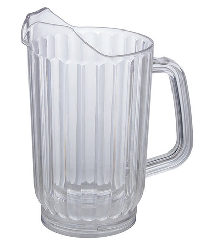 Water Pitcher Clear Polycarbonate