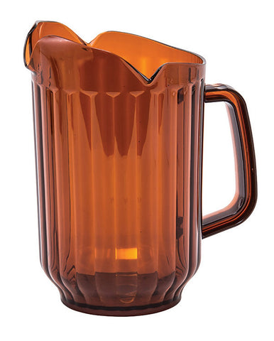 Water Pitcher with 3 Spouts Polycarbonate
