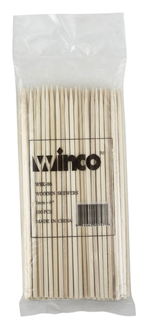 Bamboo Skewers 100 pcs/bag
