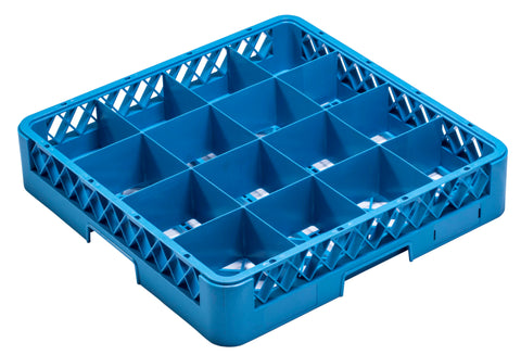 Jiwins 16-Compartment Glass Rack or Extender