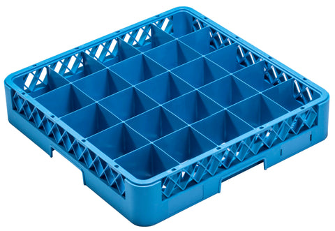 Jiwins 25-Compartment Glass Rack or Extender