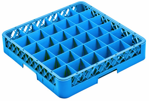 Jiwins 36-Compartment Glass Rack or Extender