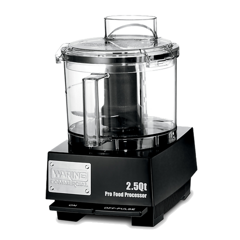Waring WFP11SW 2.5 Quart Food Processor