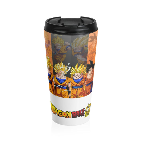 Goku Steel Travel Mug