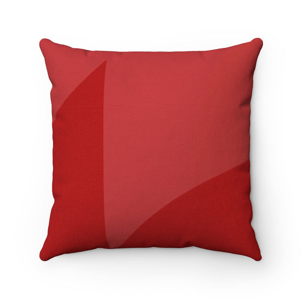 The Flash Logo Pillow