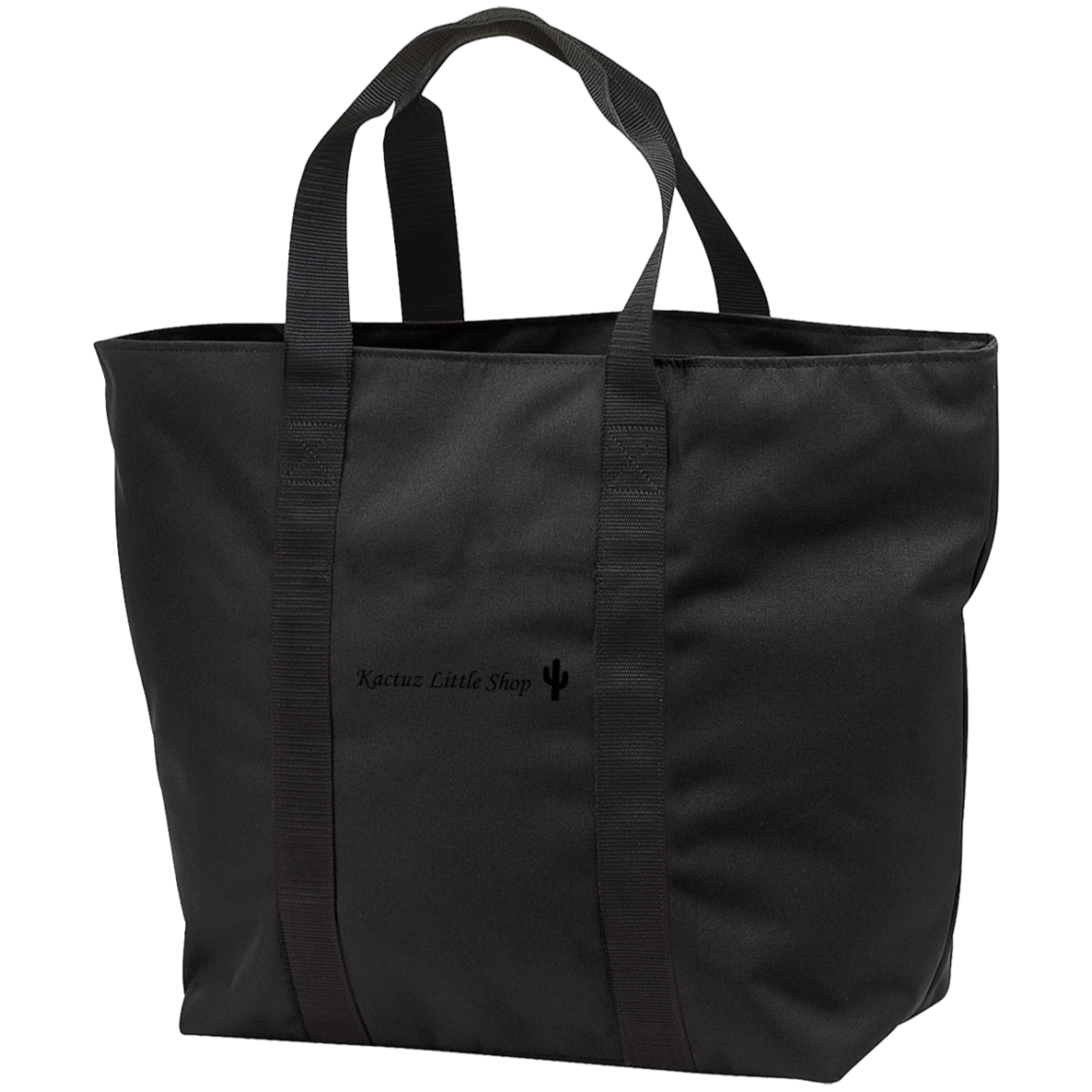 Kactuz Little Shop All Purpose Tote Bag