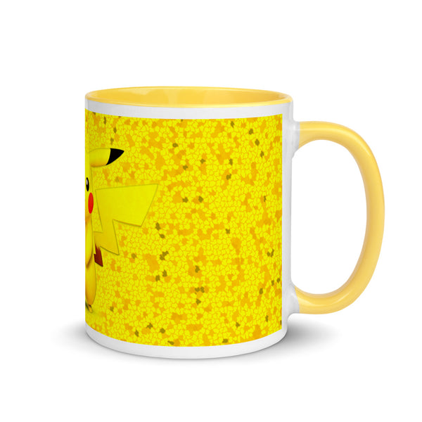 Yellow Pikachu Mug