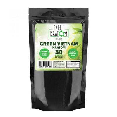 EARTH KRATOM - GREEN VIETNAM