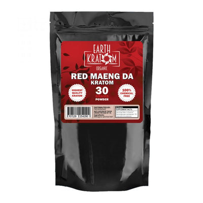 EARTH KRATOM - RED MAENG DA