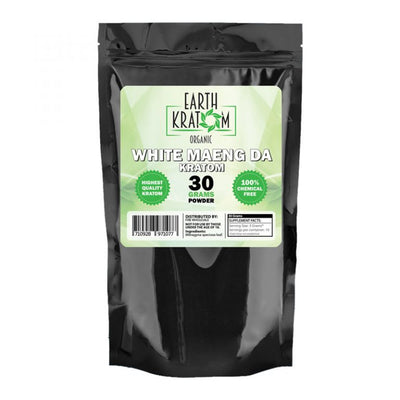 EARTH KRATOM - WHITE MAENG DA