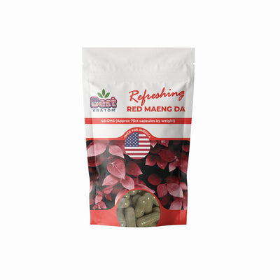BEST KRATOM: RED MAENG DA