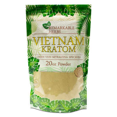 REMARKABLE KRATOM POWDER - VIETNAM