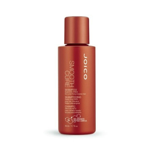 Smooth Cure Shampoo 50ml - Crazy Beauty Shop