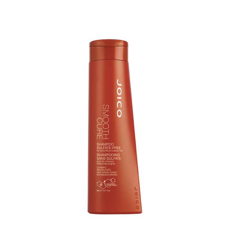 Smooth Cure Shampoo 300ml - Crazy Beauty Shop