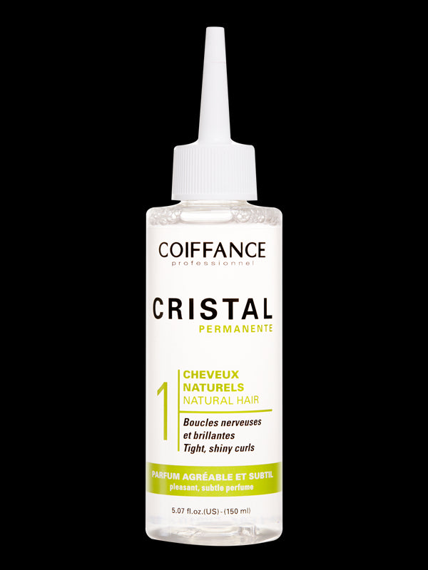 PERMANENTE CRISTAL  N°1 - 150 ML - Crazy Beauty Shop