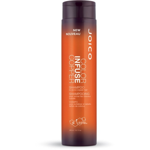 Color Infuse Copper Shampoo 300ml - Crazy Beauty Shop