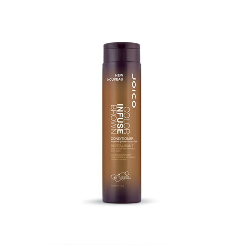Color Infuse Brown Conditioner 300ml - Crazy Beauty Shop