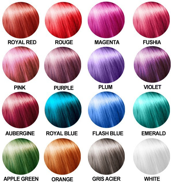 CHART POP COLOR - Crazy Beauty Shop