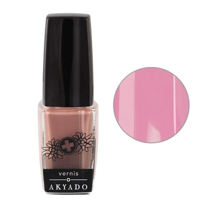 Vernis Akyado - 267 Massepain - Crazy Beauty Shop