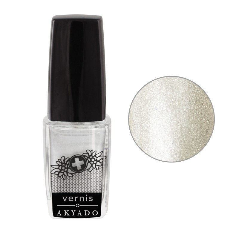 Vernis Akyado - 275 Crystal - Crazy Beauty Shop