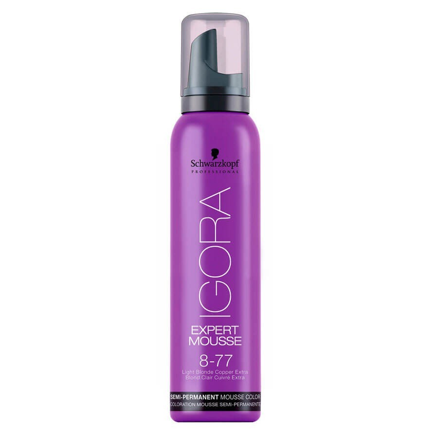 IGORA Expert Mousse Hellblond Kupfer Extra Blond Clair Cuivré Extra 100ml