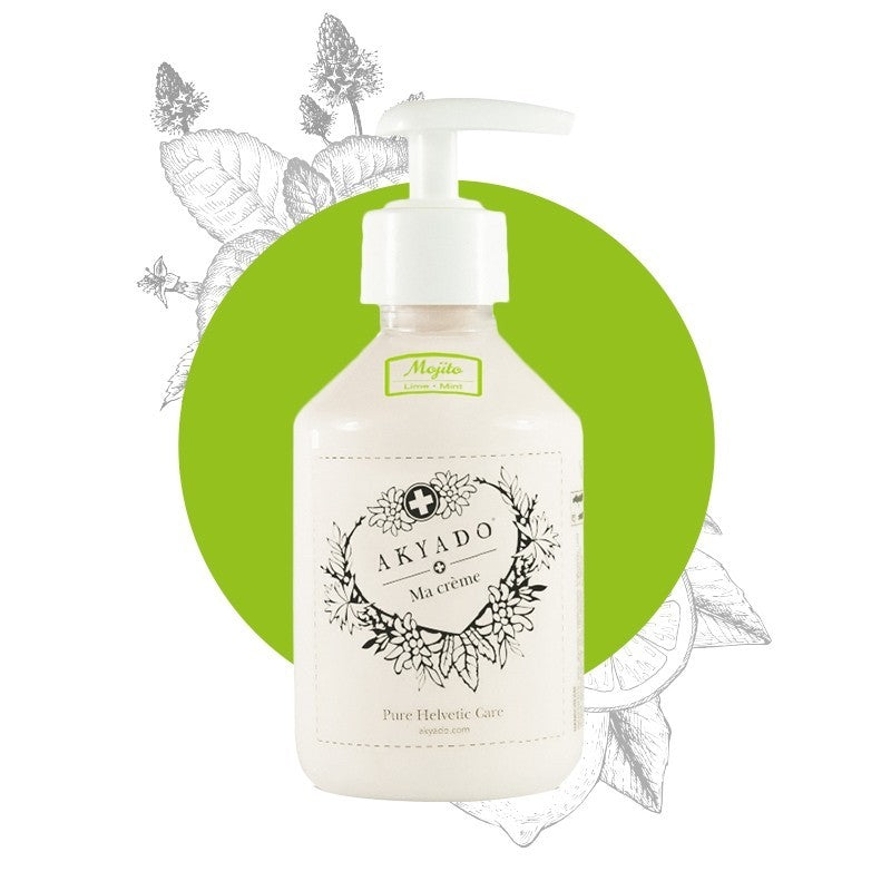 Crème - Mojito - 200ml - Crazy Beauty Shop