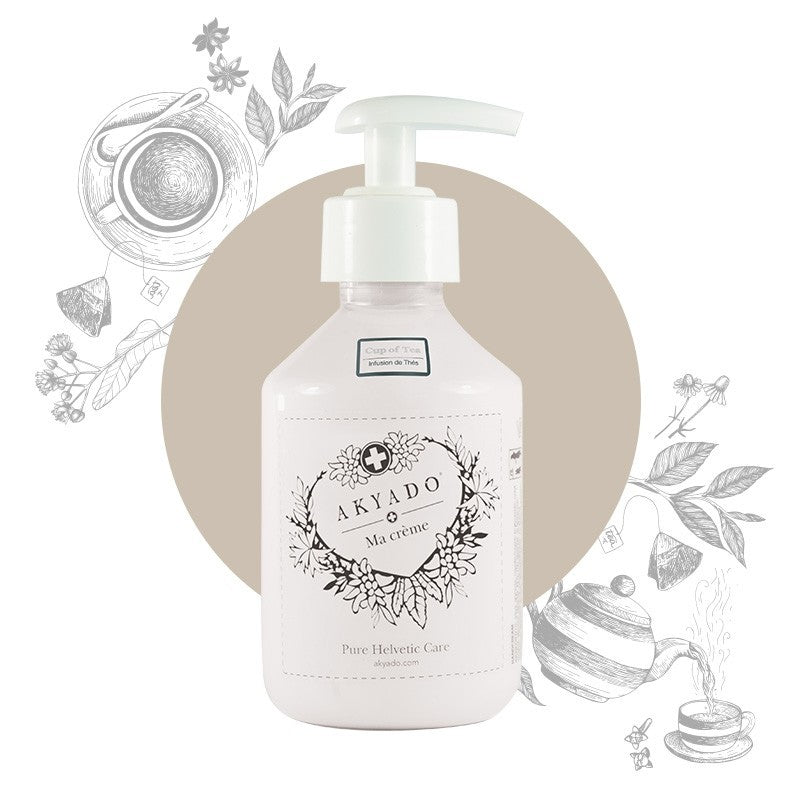 Crème - Cup of Tee - 200ml - Crazy Beauty Shop