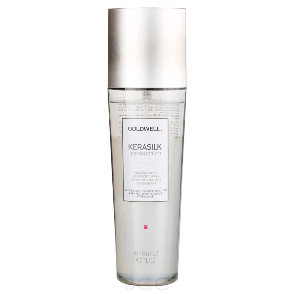 Kerasilk reconstruct regenerating blow dry spray 125ml - Crazy Beauty Shop