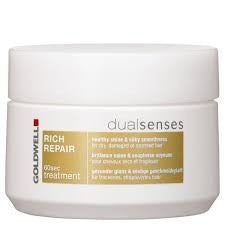 Dualsenses Rich Repair 60sec Treatment 200ml - Crazy Beauty Shop