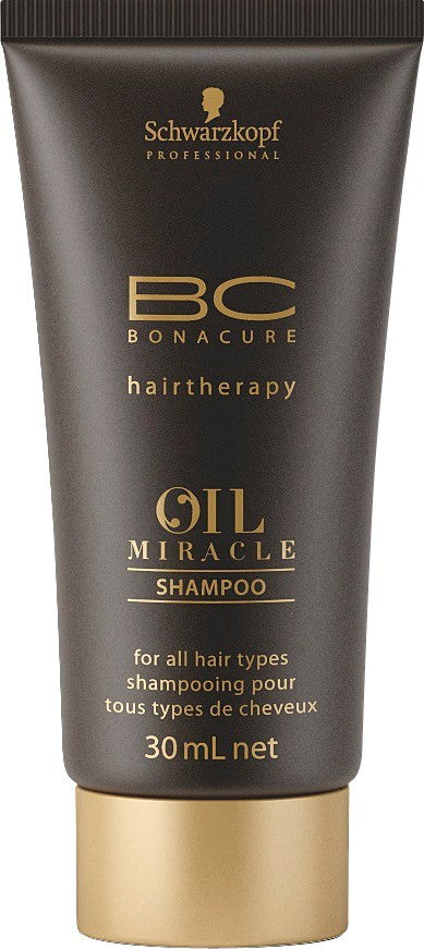 BC Oil Miracle Shampoo 30ml - Crazy Beauty Shop