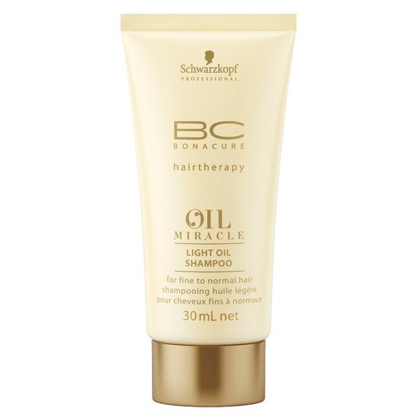 BC Oil Miracle Light Shampoo 30ml - Crazy Beauty Shop