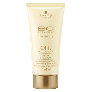 BC Oil Miracle Light Shampoo 30ml