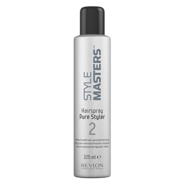 PURE STYLER MEDIUM HOLD 325ML - Crazy Beauty Shop