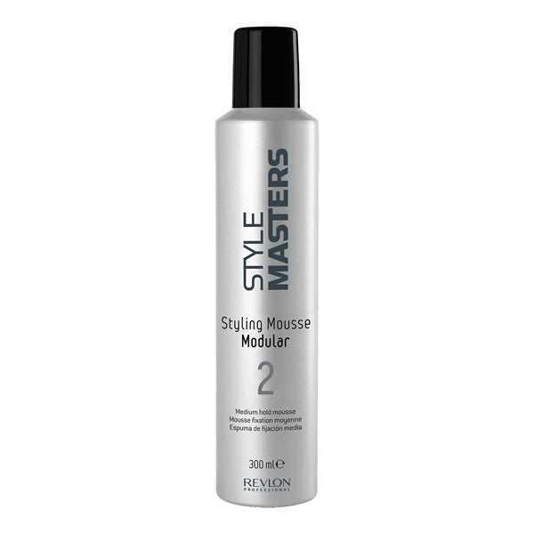 STYLING MOUSSE MODULAR 300ML - Crazy Beauty Shop