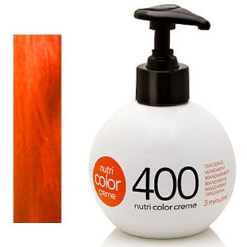 CREME 400 TANGERINE 270ML - Crazy Beauty Shop