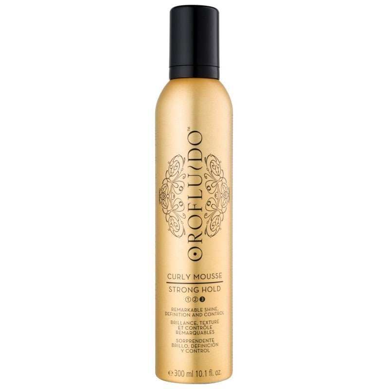 CURLY MOUSSE 300 ML - Crazy Beauty Shop