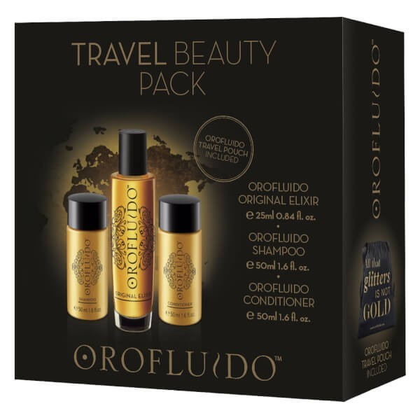TRAVEL SIZE BEAUTY PACK - Crazy Beauty Shop