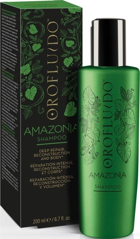SHAMPOO 200ML - Crazy Beauty Shop